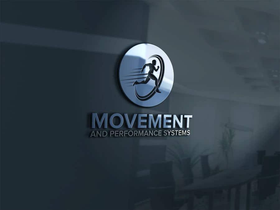 Kilpailutyö #253 kilpailussa Movement and Performance Systems Logo