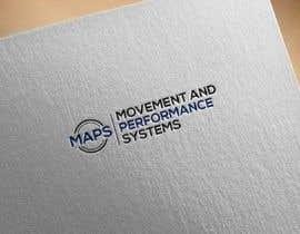 Nro 121 kilpailuun Movement and Performance Systems Logo käyttäjältä am7863b1s