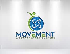 Nro 171 kilpailuun Movement and Performance Systems Logo käyttäjältä Khadiga121