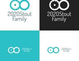 #22 para I'm looking for a family reunion logo that will take place in 2020. So something with 2020, a perfect vision, maybe with glasses, and the family name: Stout  por charisagse