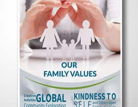 #22 for Family Values Poster by azahermia