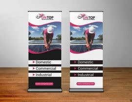 #14 for I need a pull up banner designed for our company by sakibtherockboy