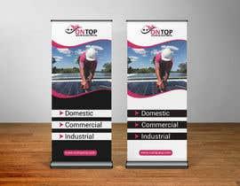 Nro 14 kilpailuun I need a pull up banner designed for our company käyttäjältä sakibtherockboy