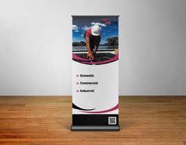 Nro 18 kilpailuun I need a pull up banner designed for our company käyttäjältä Hasnainbinimran