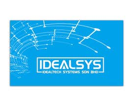 #39 for To design Corporate - IDEALSYS Banner Board by luphy