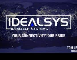 #38 for To design Corporate - IDEALSYS Banner Board by baigmyasrab