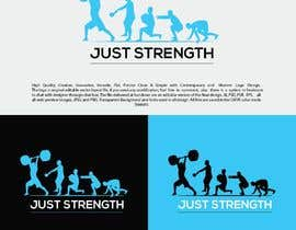 #48 untuk I need someone creative to design a Logo for a fitness business JUST STRENGTH  - 23/05/2019 03:43 EDT oleh hyder5910