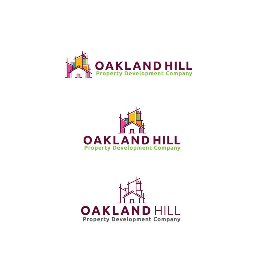 Contest Entry #41 for Logo for my property development company Oakland Hill