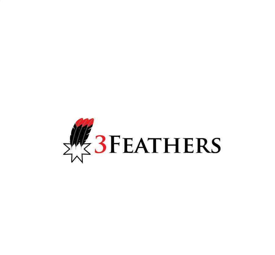Konkurrenceindlæg #                                        90                                      for                                         Design a Logo for 3 Feathers Star Quilts