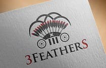 Graphic Design Konkurrenceindlæg #111 for Design a Logo for 3 Feathers Star Quilts