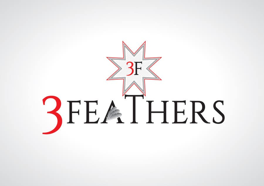 Konkurrenceindlæg #                                        125                                      for                                         Design a Logo for 3 Feathers Star Quilts