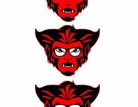 #35 for Design A Monster Head Logo af nubelo_KWkEGS0j