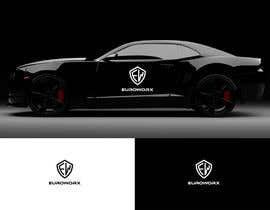 "#197 for Design a logo for ""EuroWorx"" luxury automotive repair Ferrari - Porsche - Lamborghini by somiruddin"