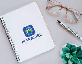 Nro 52 kilpailuun Design Logo For Maraseel App käyttäjältä Rezashamim