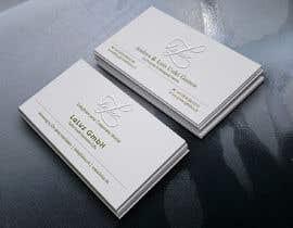 Nro 198 kilpailuun Design of business card käyttäjältä colormode