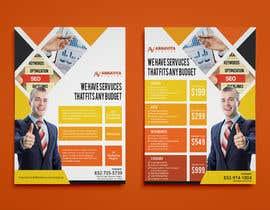 #55 для Pricing Flyer/PDF от mdazad410