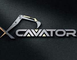 """#230 для Logo Design for """"Xcavator"""" от designarea89"""