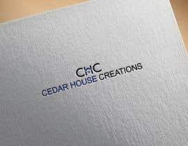 "#74 для We need a Logo for ""Cedar House Creations"" от Tawsib"