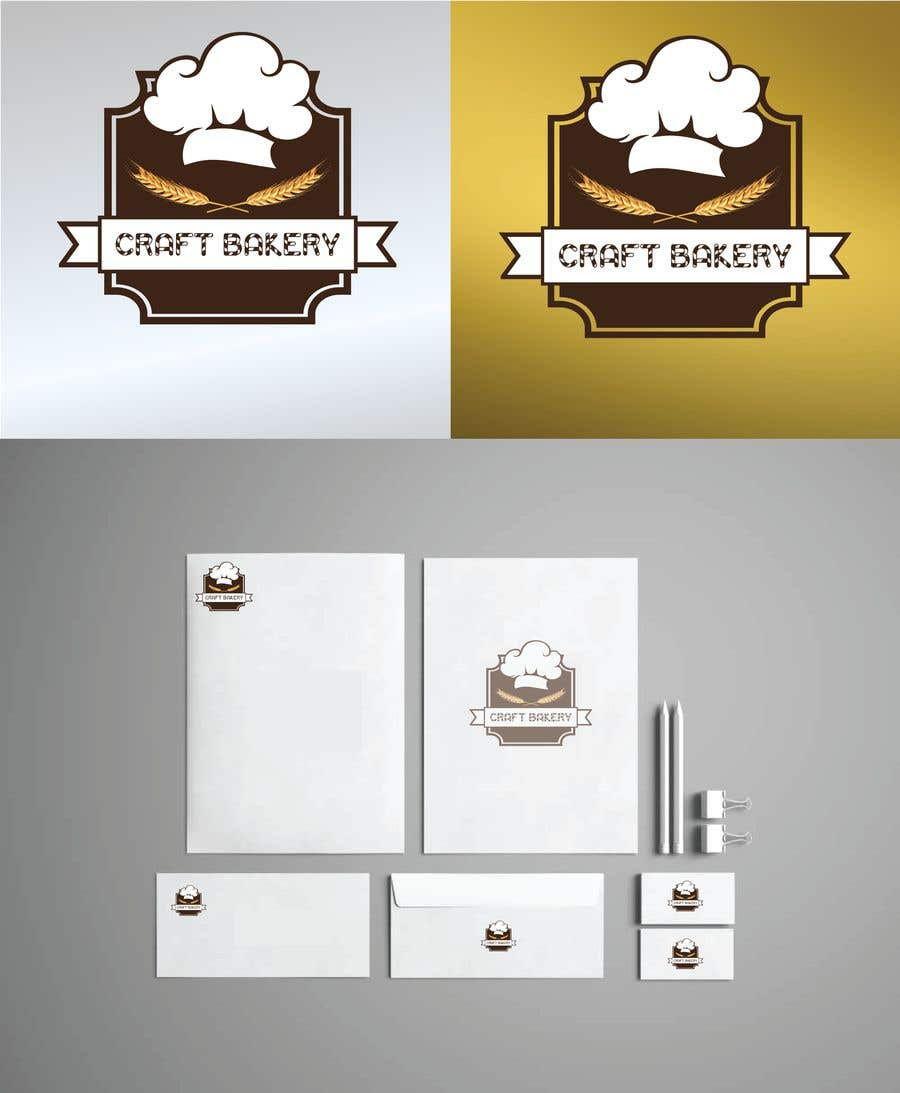 Конкурсная заявка №32 для I need some graphic design. ( logo and identity theme ) bakery