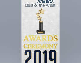 #34 для Best of the West Pull Up Banner от creativetyIdea