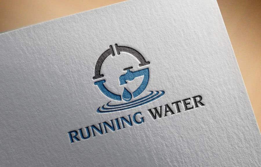 "Kilpailutyö #10 kilpailussa Logo for ""Running Water Events"" races and charity"