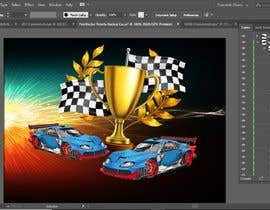 #4 for Make a Watercolor Race Car design in Vector file by msourov17