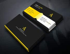 #30 для Redesign business cards in modern, clean look in black & white or gold & white от mominUix
