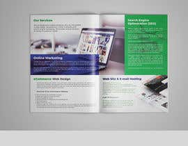 #28 для Design and Create flyer for website design and Web Hosting Business от Hasan628