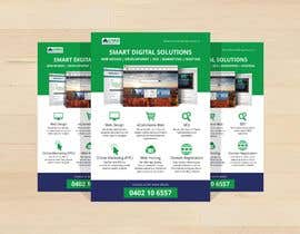 #15 для Design and Create flyer for website design and Web Hosting Business от dewiwahyu