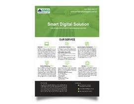 #11 pentru Design and Create flyer for website design and Web Hosting Business de către SLBNRLITON
