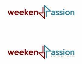 Nro 99 kilpailuun Create a logo for weekendpassion.com käyttäjältä mughal8723