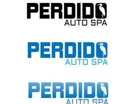 Nro 74 kilpailuun I am looking to improve or complete redo a logo for Perdido Auto Spa. The current logo is attached. New ideas or designs are welcome käyttäjältä StoimenT