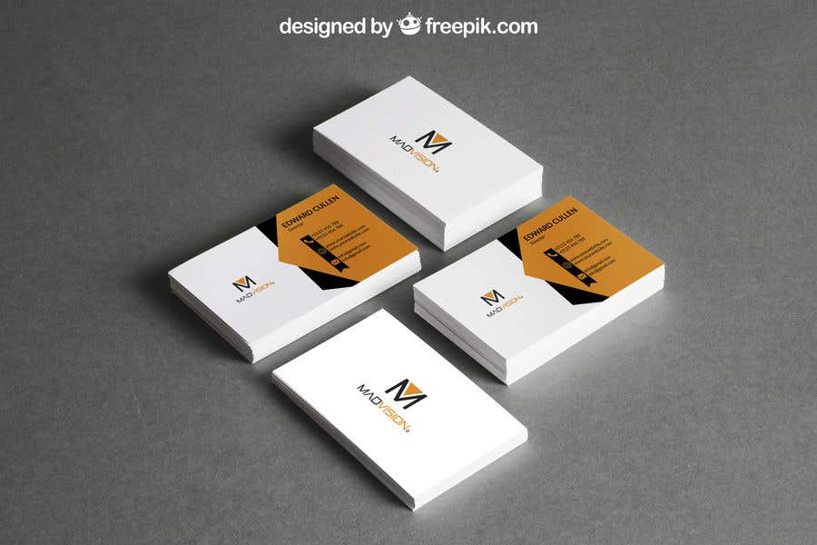 Proposition n°396 du concours Layout Business card