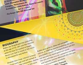 #12 для DJ protofolio от QasimAs