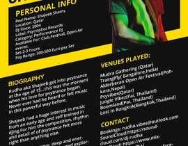 Nro 5 kilpailuun DJ protofolio käyttäjältä Prabhabisht