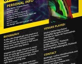 Nro 13 kilpailuun DJ protofolio käyttäjältä Prabhabisht