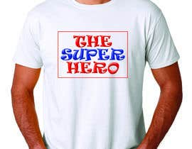 """#98 for Text for tshirts """"The Superhero"""" and """"The Sidekick"""" by mehedyhasan707"""