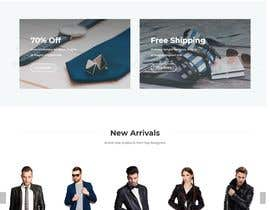 #4 untuk Design A web site or my e commerce company oleh habib928