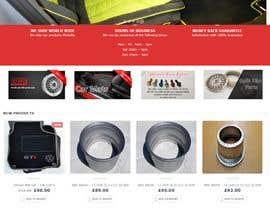 #10 untuk Design A web site or my e commerce company oleh fatimaC09