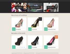 #2 untuk Design A web site or my e commerce company oleh hamzabbasi27