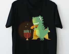 #28 for T-shirt Design - Cartoon T Rex af hzamani096