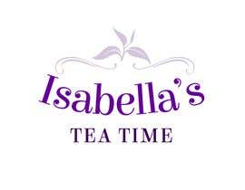 #194 for Isabella's Tea Logo by zlostur