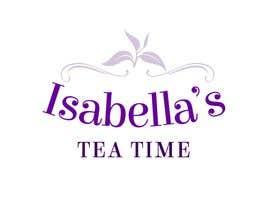 nº 194 pour Isabella's Tea Logo par zlostur