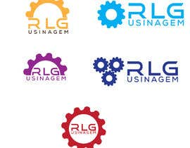 "#136 for Create Logo ""RLG USINAGEM"" af CreativeShakil"