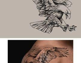 #48 para Tattoo design job - Art/design por marinasanc