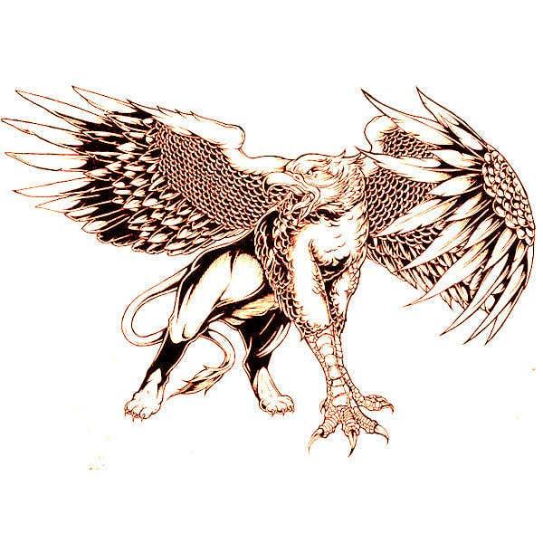 Contest Entry #80 for Tattoo design job - Art/design