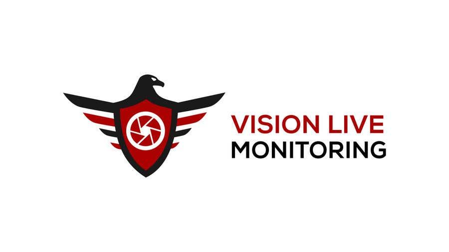 Penyertaan Peraduan #28 untuk Camera security company logo