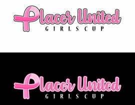 #32 for Logo Design - Placer United Girls Cup af jrdesignoficial