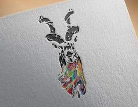 #18 for I would like a logo 2D or 3D of the head of a Markhor. I would like the beard of the markhor to be colorful. by BahirALFares