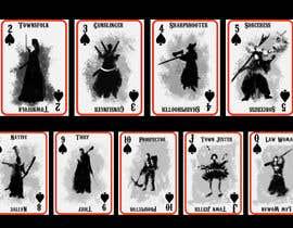 #2 untuk 52 deck of card non casino style oleh mnblue